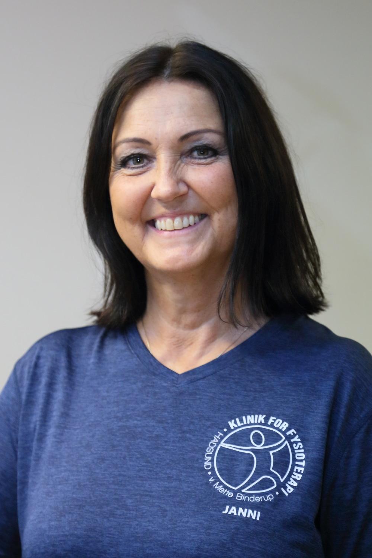Janni Klinik for Fysioterapi v/ Mette Binderup